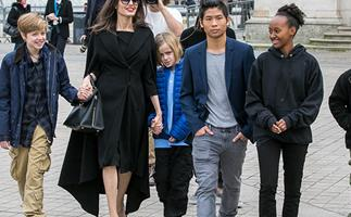 Angelina Jolie may lose primary custody of her kids