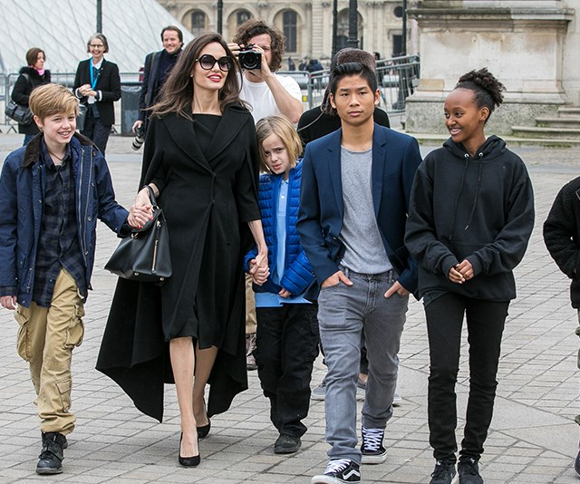 Angelina Jolie may lose primary custody of her kids