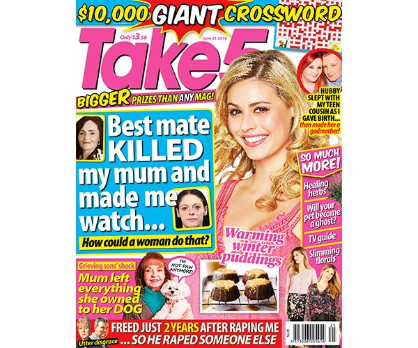 Take 5 Issue 25 Coupon