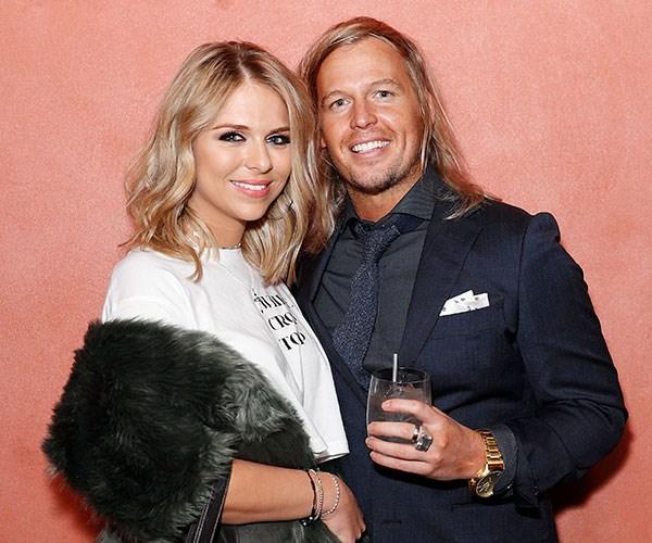 Tara Pavlovic and Sam Cochrane