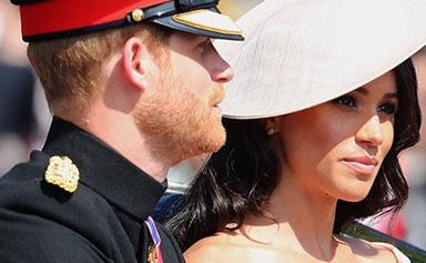 Beyond sweet! Meghan Markle asks Prince Harry if she should curtsy the Queen