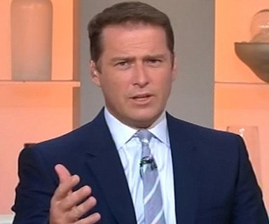 """Channel 9 weren't happy:"" Karl Stefanovic reveals fall-out with station bosses after Uber scandal"