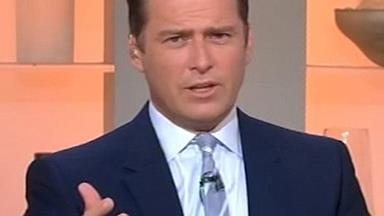 """""""Channel 9 weren't happy:"""" Karl Stefanovic reveals fall-out with station bosses after Uber scandal"""
