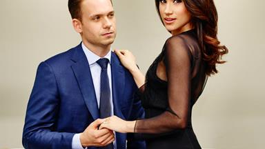 Suits season eight: Here's your first look at the main cast without Meghan Markle and Patrick J. Adams