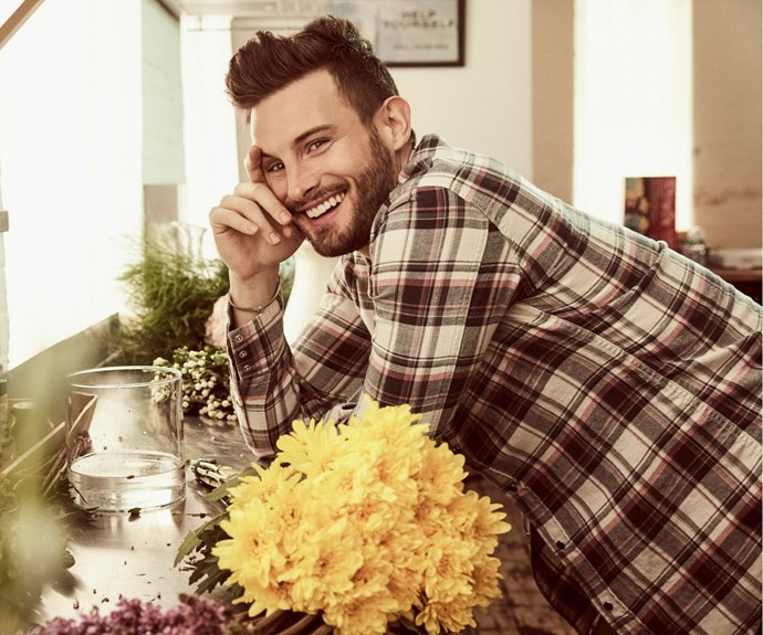 """EXCLUSIVE: Younger's Nico Tortorella reveals """"I can't wait to be a dad!"""""""
