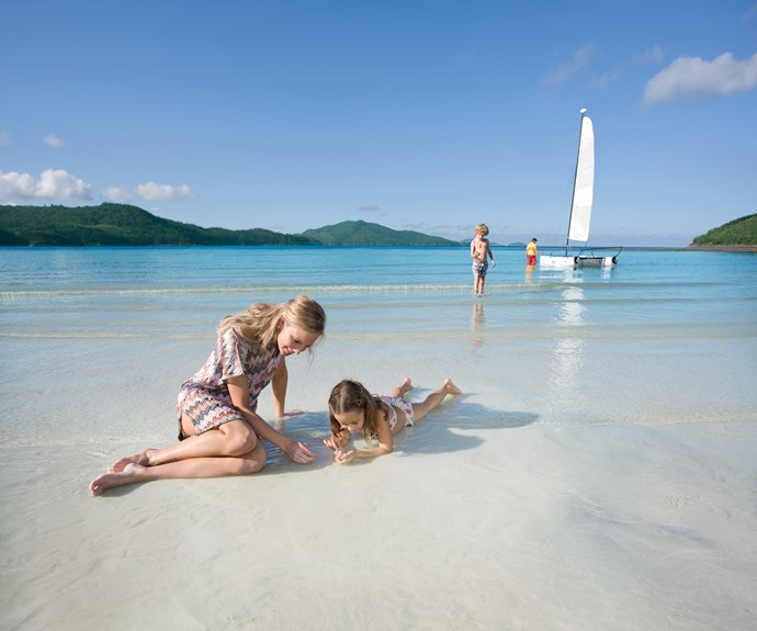 Win a trip to Queensland's Hamilton Island Valued at $9,925!