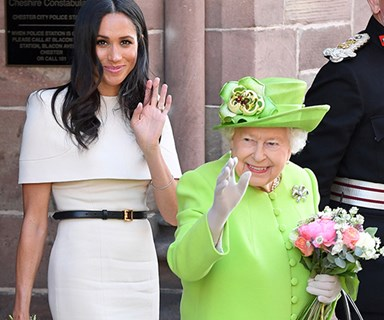 Meghan Markle is allowed to call the Queen a nickname and it's as cute as it's kinda odd...
