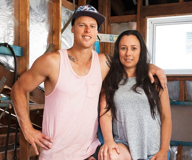 House Rules' final interior renovation caused Kristie a lot of pain