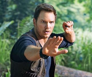 Chris Pratt on returning to Jurassic World: Fallen Kingdom