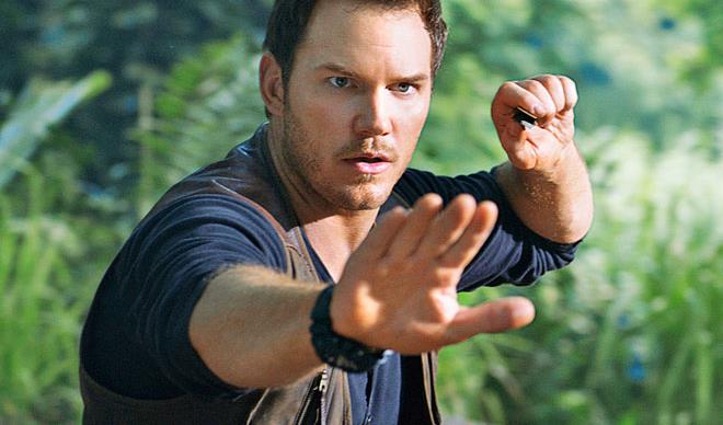 Chris Pratt on returning to Jurassic World: Fallen Kingdom