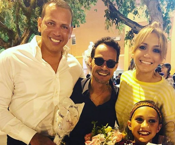 Jennifer Lopez's daughter Emme dances to all her mum's songs at her recital