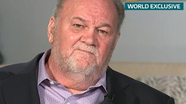 Thomas Markle shares what he really thinks about Prince Harry and says sorry for staged photographs