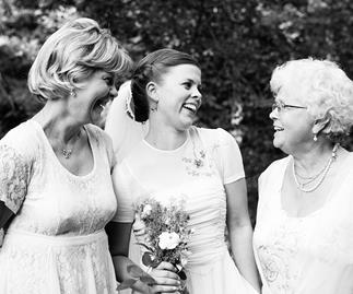Naughty nannas: Nanna bonked the best man at my wedding!