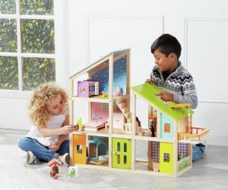 Aldi wooden toy sale