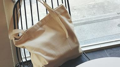 Reusable shopping bag ideas to get you through the plastic bag ban, like a boss!