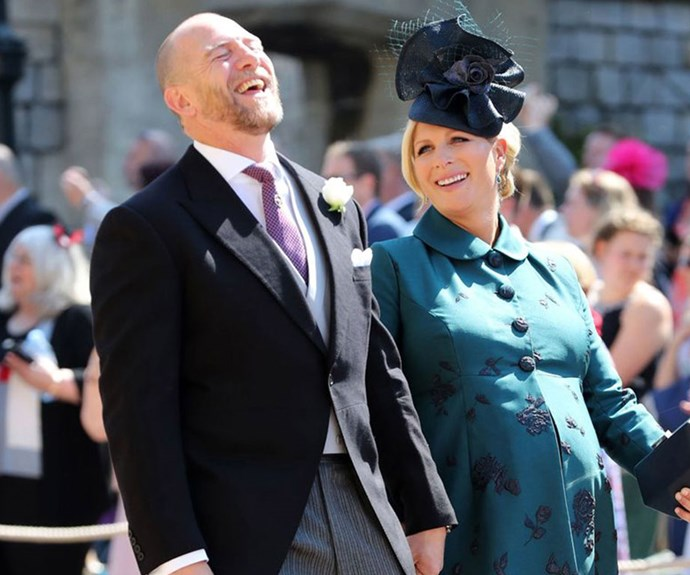Welcome another Royal baby to the brood! Congratulations to Zara and Mike Tindall on their new baby