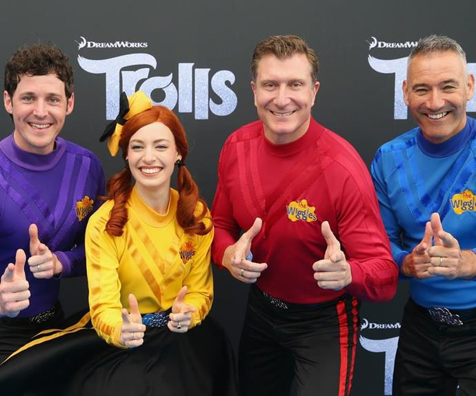 Emma says that her fellow members of the Wiggles are the most caring, gentle men she has ever met.