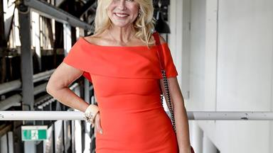 """'Busy' is a simple word for it…"" Kerri-Anne Kennerley's new kind of normal"