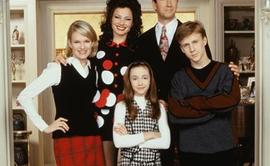 NOT A DRILL: Fran Drescher confirms she's 'in talks' for The Nanny revival