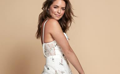 """Olympia Valance spills: """"He's the best lover I've had!"""""""