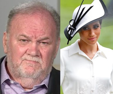"Meghan Markle's relationship with Thomas Markle is ""fractured"" after his tell-all interview"