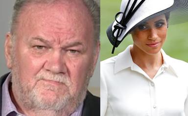 """Meghan Markle's relationship with Thomas Markle is """"fractured"""" after his tell-all interview"""