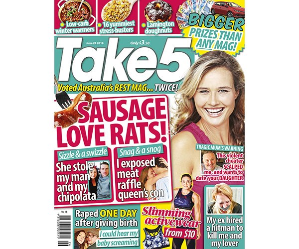 Take 5 Issue 26 Coupon