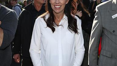 BREAKING: New Zealand PM Jacinda Ardern has gone into labour - and she's making history as she does it