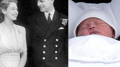Prince Louis' christening date reveals a nod to his great-grandparents Queen Elizabeth and Prince Philip