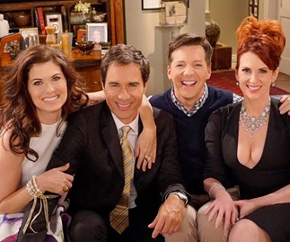Stan. announces premiere date of the next Will & Grace season