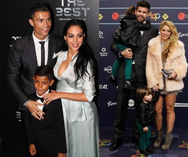 Get to know the most famous WAGS of the 2018 FIFA World Cup