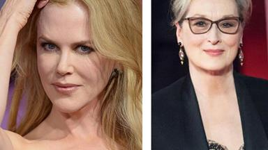 EXCLUSIVE: Big Little Lie's Nicole Kidman and Meryl Streep at war on set