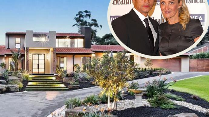 Socceroo Tim Cahill is selling his six-bedroom Melbourne mansion and we're OBSESSED with these pictures