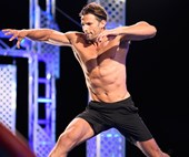 Ready for round two? The Bachelor's Tim Robards may be back on this year's Ninja Warrior