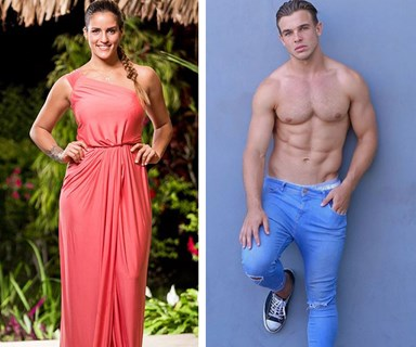Love Island's Charlie Taylor and The Bachelor's Elora Murger have been secretly hooking up