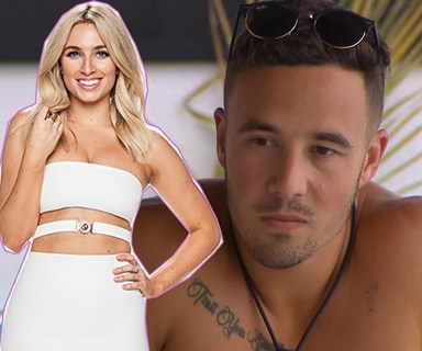 Love Island's Cassidy McGill reveals: 'Grant's so obsessed with me!'