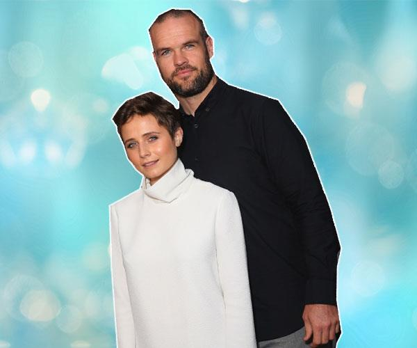 Tessa James and Nate Myles