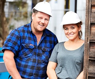 House Rules' Toad and Mandy open up about their 'tough' life on the land