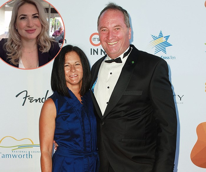 """She was relentless:"" Natalie Joyce says Vikki Campion called married Barnaby Joyce 20 times a day"