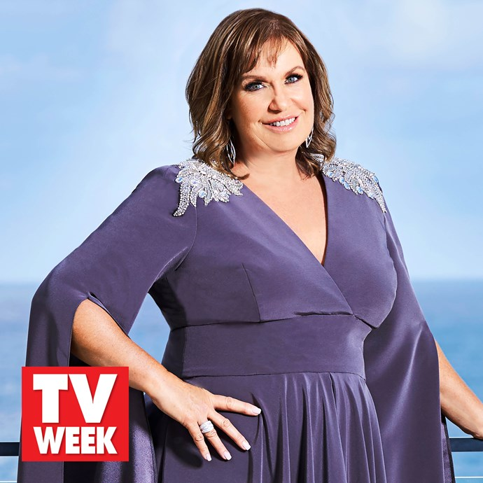 Gold Logie nominee Tracy Grimshaw reflects on her impressive career
