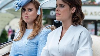 Princesses Beatrice and Eugenie have broken a big royal rule for a good reason
