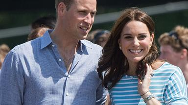 Prince William just recreated this iconic Kate Middleton photo in Jordan
