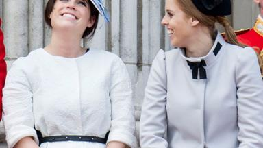 Inside Princess Beatrice and Princess Eugenie's very sweet relationship
