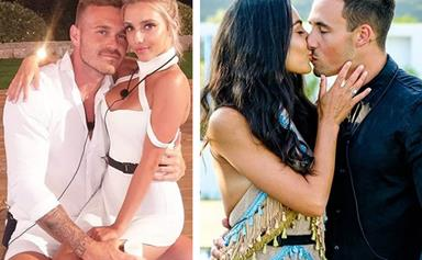 Do these Love Island lads have girlfriends in the real world? Shock claims Eden and Grant have partners