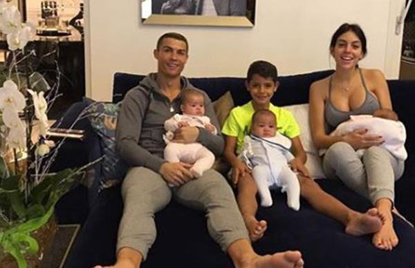 Cristiano Ronaldo's nontraditional family dynamic explained