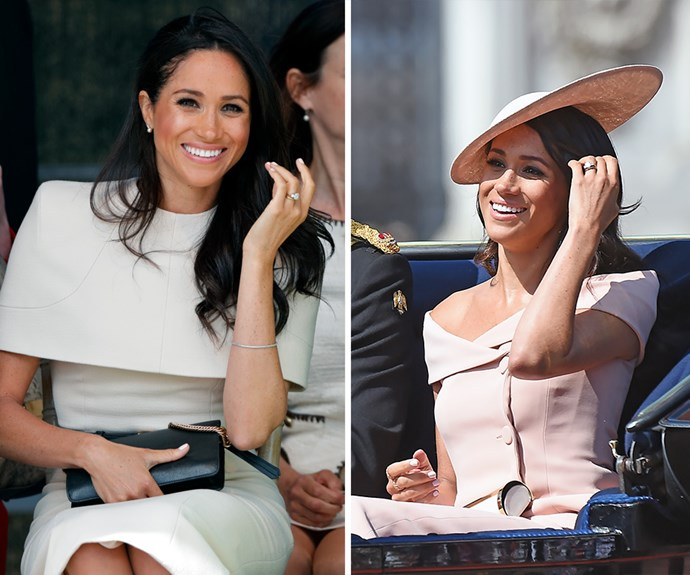 Meghan Markle's fashion file: The Duchess of Sussex royally wins the style-stakes every time she steps out