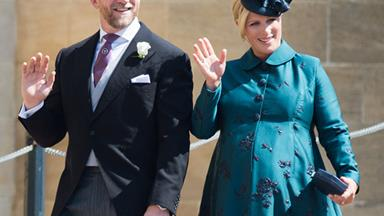 Royal baby news: Zara and Mike Tindall have named their second baby