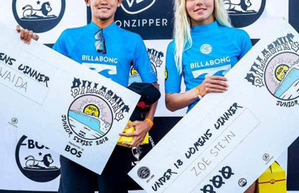 The gender wage gap is a myth? Explain that to the surfing champs in this picture