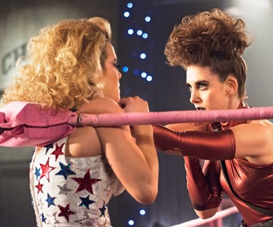 GLOW star Alison Brie reveals what's happening ringside in season two