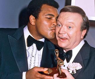 Bert Newton reflects on legendary Logies moment with Muhammad Ali